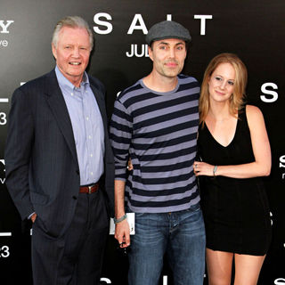 Jon Voight, James Haven in The L.A. Movie Premiere of 'Salt' - Arrivals