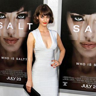 Olya Zueva in The L.A. Movie Premiere of 'Salt' - Arrivals