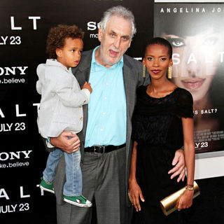 Phillip Noyce in The L.A. Movie Premiere of 'Salt' - Arrivals