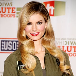 Marisa Miller in VH1 Divas Salute The Troops Presented by The USO - Press Room