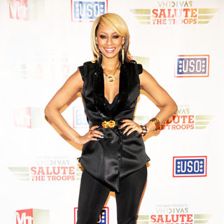 Keri Hilson in VH1 Divas Salute The Troops Presented by The USO - Press Room