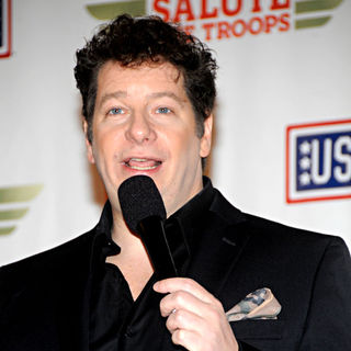 Jeffrey Ross in VH1 Divas Salute The Troops Presented by The USO - Press Room