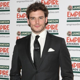 Sam Claflin in The Empire Film Awards 2012 - Press Room