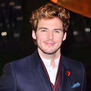 Sam Claflin in The World Premiere of The Hunger Games: Catching Fire - Arrivals
