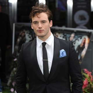 Sam Claflin in World Premiere of Snow White and the Huntsman - Arrivals