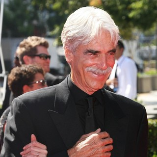 Sam Elliott in 2013 Primetime Creative Arts Emmy Awards - Arrivals