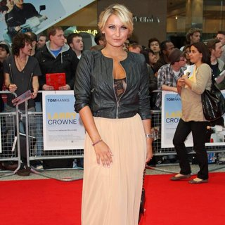 Sam Faiers in Larry Crowne UK Premiere - Arrivals