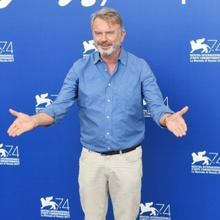 Sam Neill in 74th Venice Film Festival - Sweet Country - Photocall