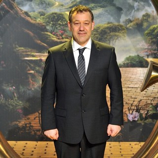 Sam Raimi in U.K. Premiere of Oz: The Great and Powerful - Arrivals