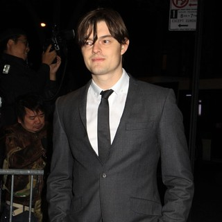 New York Premiere of On the Road Presented by Grey Goose Vodka - Arrivals - sam-riley-premiere-on-the-road-02