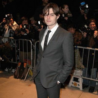 Sam Riley in New York Premiere of On the Road Presented by Grey Goose Vodka - Arrivals