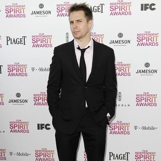 Sam Rockwell in 2013 Film Independent Spirit Awards - Arrivals