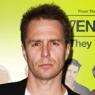 Sam Rockwell in Seven Psychopaths Los Angeles Premiere - Arrivals