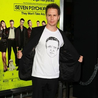 Seven Psychopaths Los Angeles Premiere - Arrivals