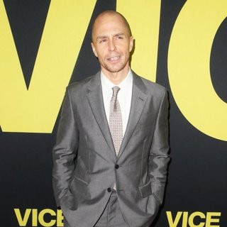Sam Rockwell in Vice World Premiere - Arrivals