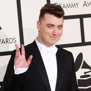 Sam Smith in 57th Annual GRAMMY Awards - Arrivals - sam-smith-57th-annual-grammy-awards-01