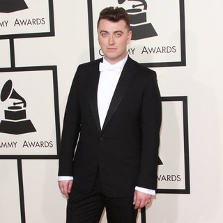 Sam Smith in 57th Annual GRAMMY Awards - Arrivals - sam-smith-57th-annual-grammy-awards-02