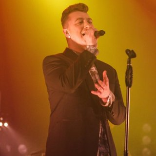 Sam Smith in Radio 1's Big Weekend Glasgow - Performances - Day 1