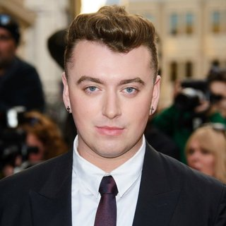 Sam Smith in The GQ Awards 2014 - Arrivals
