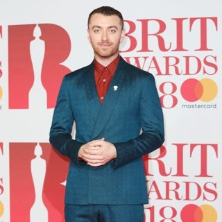 Sam Smith in The BRIT Awards 2018 - Arrivals