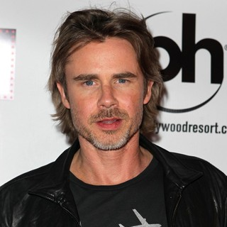 Sam Trammell Celebrates True Blood Season 5 Premiere - sam-trammell-celebrates-true-blood-season-5-01