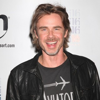 Sam Trammell Celebrates True Blood Season 5 Premiere - sam-trammell-celebrates-true-blood-season-5-02