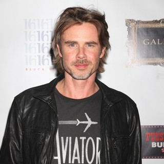 Sam Trammell Celebrates True Blood Season 5 Premiere - sam-trammell-celebrates-true-blood-season-5-03