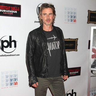 Sam Trammell Celebrates True Blood Season 5 Premiere - sam-trammell-celebrates-true-blood-season-5-05