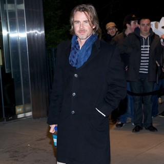 Sam Trammell in The New York Premiere of Friends with Kids - sam-trammell-premiere-friends-with-kids-01