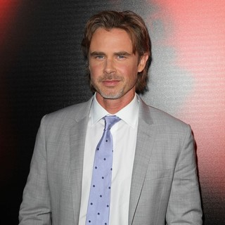 Sam Trammell in Premiere of HBO's True Blood Season 6 - Arrivals