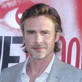Sam Trammell in Los Angeles Premiere for The Fifth Season of HBO's Series True Blood - Arrivals - sam-trammell-true-blood-season-5-03