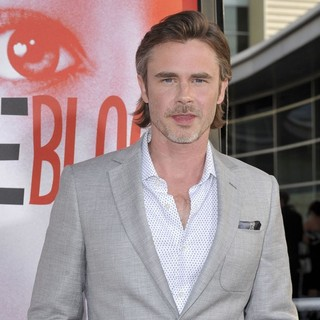 Sam Trammell in Los Angeles Premiere for The Fifth Season of HBO's Series True Blood - Arrivals - sam-trammell-true-blood-season-5-04