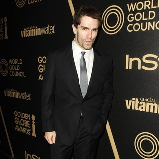 Sam Witwer in Miss Golden Globe 2013 Party Hosted by The HFPA and InStyle
