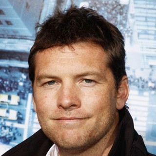 Sam Worthington in Premiere of Man on a Ledge