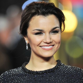 Samantha Barks in Les Miserables World Premiere - Arrivals