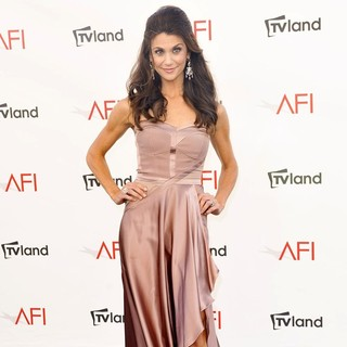 Samantha Harris in The 40th AFI Life Achievement Award Honoring Shirley MacLaine