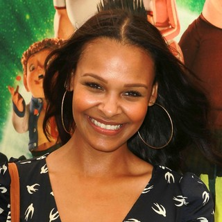 Samantha Mumba in World Premiere of ParaNorman