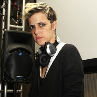 Samantha Ronson in The L.A. Gay and Lesbian Center's An Evening with Women - Inside