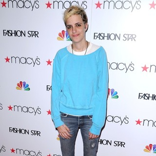 Samantha Ronson in The Premiere Party of NBC's Fashion Star