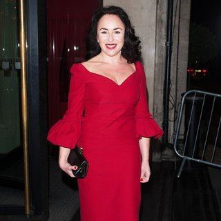 Samantha Spiro in RTS Programme Awards - Outside Arrivals