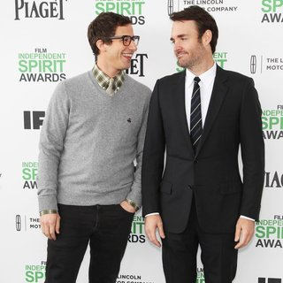 Andy Samberg, Will Forte in The 2014 Film Independent Spirit Awards - Arrivals