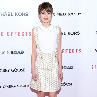 Sami Gayle in New York Premiere of Side Effects