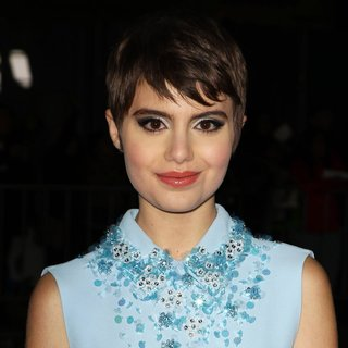 Sami Gayle in Premiere of The Weinstein Company's Vampire Academy