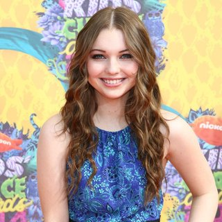 Sammi Hanratty in Nickelodeon's 27th Annual Kids' Choice Awards - Arrivals