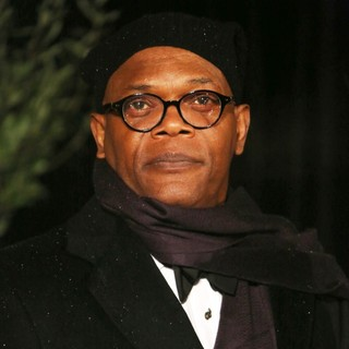 Samuel L. Jackson in The 2013 EE British Academy Film Awards - Arrivals