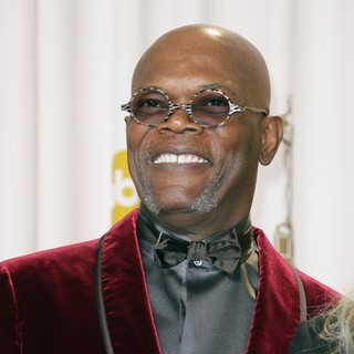 Samuel L. Jackson in The 85th Annual Oscars - Press Room