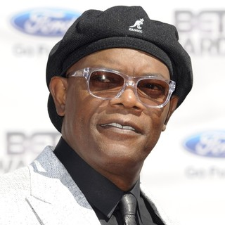 Samuel L. Jackson in The BET Awards 2012 - Arrivals