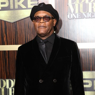 Samuel L. Jackson in Spike TV's Eddie Murphy: One Night Only