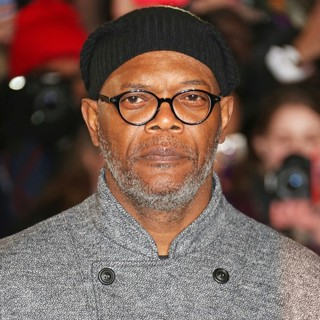 Samuel L. Jackson in The UK Premiere of Django Unchained - Arrivals