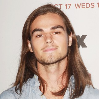 Samuel Larsen in Premiere Screening of FX's American Horror Story: Asylum